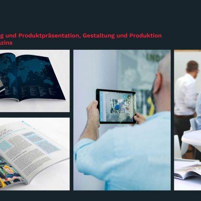 Augmented-Reality KOCKS GmbH & Co KG. Stabwalzwerke. Konzept und Umsetzung von Werbeagentur Kreativ Konzept, Bonn