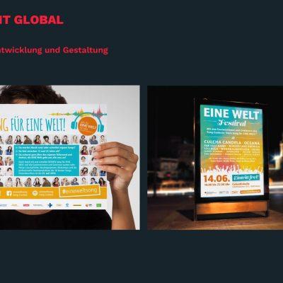 Schulwettbewerb Printkampagne gestaltet von Werbeagentur Kreativ Konzept, Bonn