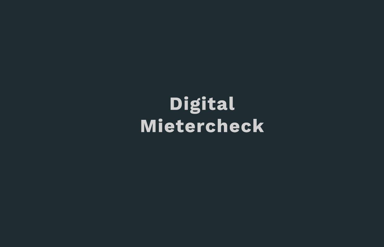 Mietercheck-DZP-Digital
