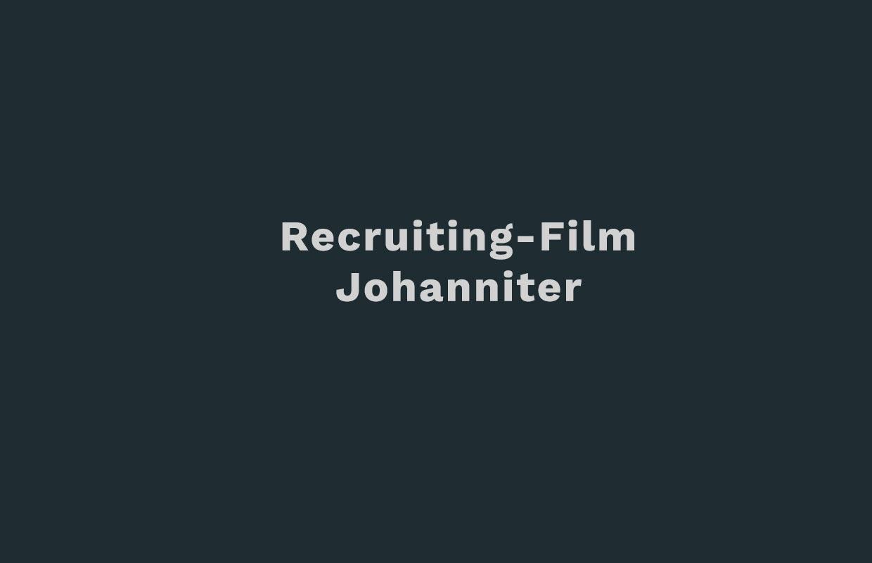 Recruiting-Film-Johanniter-DZP