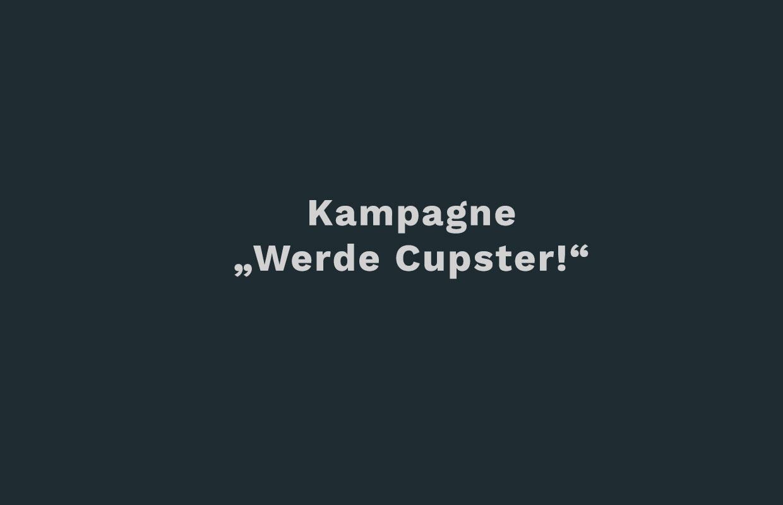 werde-cupster-DZP-Kampagne